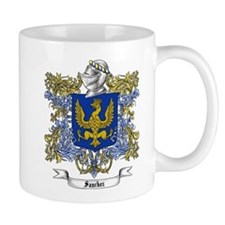 Sanchez Family Crest Mugs