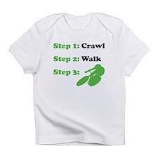 Crawl Walk Cycling Infant T-Shirt