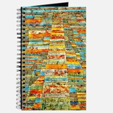 Paul Klee - Highway and Byways Journal
