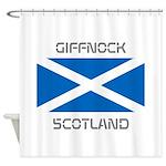 Giffnock Scotland Shower Curtain