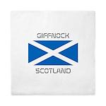 Giffnock Scotland Queen Duvet