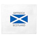 Giffnock Scotland King Duvet
