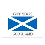 Giffnock Scotland Postcards (Package of 8)