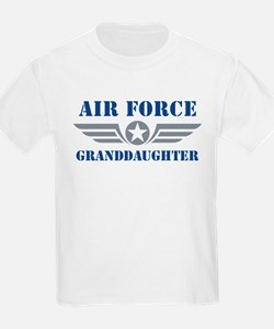 Air Force Granddaughter T-Shirt