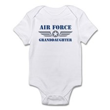 Air Force Granddaughter Infant Bodysuit