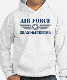 Air Force Granddaughter Hoodie Sweatshirt