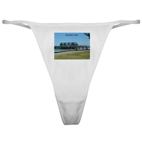 Jetty Interpretive Centre Classic Thong
