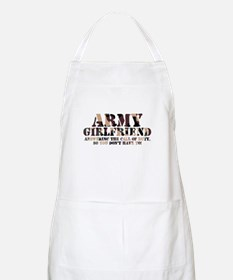 Army Girlfriend Call of Duty Apron