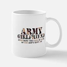 Army Girlfriend Call of Duty Mugs