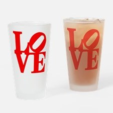 love2.gif Drinking Glass