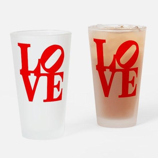 love2.gif Drinking Glass