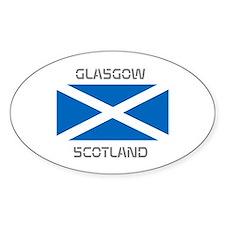 Glasgow Scotland Decal