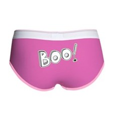 Boo! Women's Boy Brief