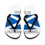 Grangemouth Scotland Flip Flops