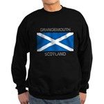 Grangemouth Scotland Sweatshirt (dark)