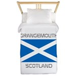 Grangemouth Scotland Twin Duvet