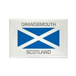 Grangemouth Scotland Rectangle Magnet (100 pack)