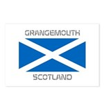 Grangemouth Scotland Postcards (Package of 8)