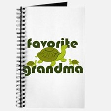 Favorite Grandma Journal