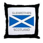 Glenrothes Scotland Throw Pillow