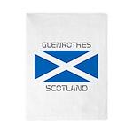 Glenrothes Scotland Twin Duvet