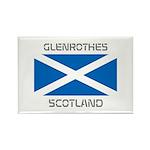 Glenrothes Scotland Rectangle Magnet (10 pack)