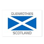 Glenrothes Scotland Postcards (Package of 8)