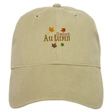 Sweet Autumn Baseball Baseball Cap