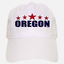 Oregon Baseball Baseball Cap