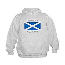 Greenock Scotland Hoodie
