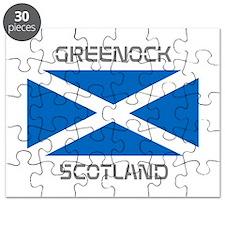 Greenock Scotland Puzzle