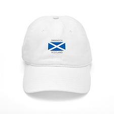 Greenock Scotland Baseball Cap