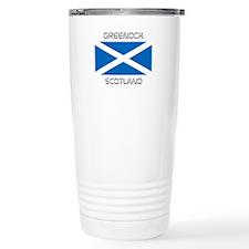 Greenock Scotland Travel Coffee Mug