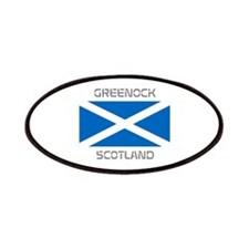 Greenock Scotland Patches