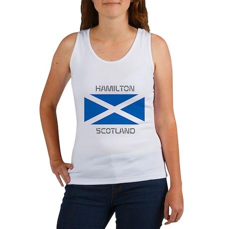 Hamilton Scotland Women's Tank Top