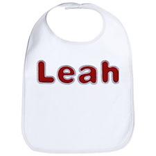Leah Santa Fur Bib