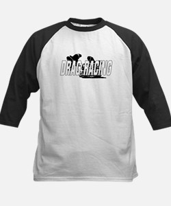 Drag Racing Baseball Jersey