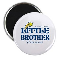 """I am the Little Brother 2.25"""" Magnet (10 pack)"""