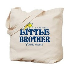 I am the Little Brother Tote Bag