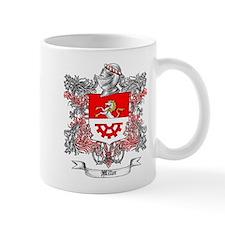 Miller Family Crest 5 Mugs