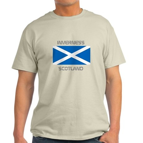 Inverness Scotland Light T-Shirt