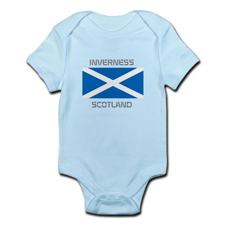 Inverness Scotland Infant Bodysuit