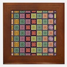 SOUK Framed Tile
