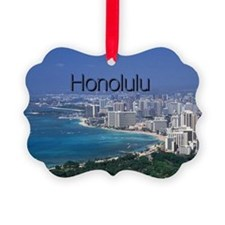 Honolulu Ornament