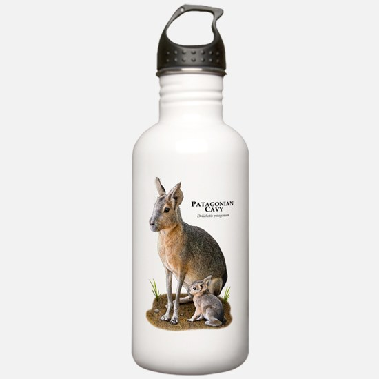 Patagonian Cavy Water Bottle