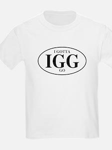 I Gotta Go Kids T-Shirt