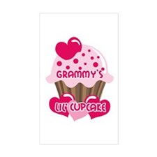 Grammy's Lil' Cupcake Decal