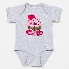 Mimi's Lil' Cupcake Baby Bodysuit
