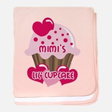 Mimi's Lil' Cupcake baby blanket