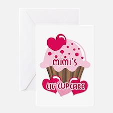 Mimi's Lil' Cupcake Greeting Card